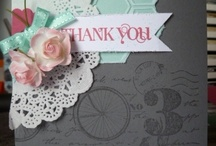 Cards - Doilies / by Theresa Stanley