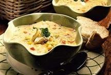 Soups/Stews/Chilis/Chowders / by Sheila McGary-Baird