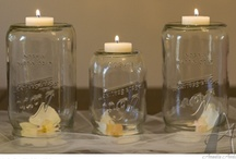 DIY Wedding Centerpieces / These do-it-yourself centerpieces are mostly easy to make, but there are a few more challenging ones for those of you who are crafty. ~Bobette