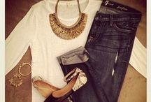 Outfits I LOVE!  / I enjoy clothes that are timeless and classy!  Casual but dressy!   / by Kim Purdy