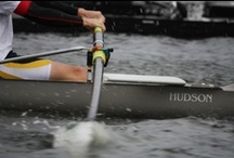 Rowing / I dream of rowing.