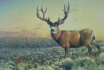 Wildlife and Sport Fishing Prints - Ebay / Limited Edition Artistic Prints from the 1980s and 1990s that have been in storage- currently for sale.