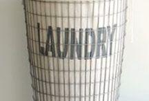 Laundry Ideas  / by Kim Purdy