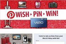 {ENDED} Wish.Pin.Win! Black Friday Doorbuster Deals / Thank you for participating! This contest has now ended - a winner will be announced soon! / by BJ's Wholesale Club