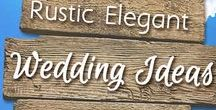 Current Wedding Trends / Wedding trends for 2016, 2017, and beyond.