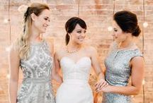 Bridesmaid Dresses / Some of our beautiful frocks -- perfect for bridesmaid dresses!