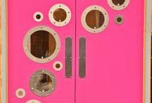 INTERIORS / Art Deco, retro, contemporary. / by Cathy Contreras