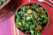 Veggie Love / Low Sugar and Sugar Free salad dressings and veggie recipes
