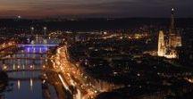 Rouen : Where I live / ma ville