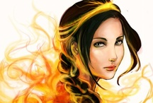 The Girl on Fire <3 / by Stephanie Luna