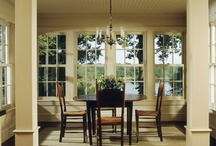 Dining room ideas / by Katie Davenport