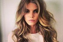 beauty. / hair. makeup. beauty. styles. color. long. bangs. cuts. curly. short. tutorial. ideas. tips. natural. women.