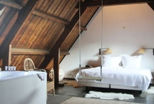 Interior : Bedroom / by Christophe Camus