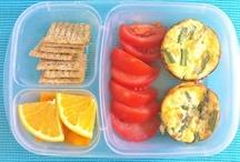 Bento Lunch Creation/Inspiration / by Stephanie Luna