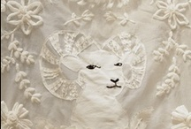 cross-stitch/embroidery / by Colleen