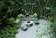 Small Garden Ideas / by Nathalie Huot