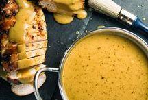 !Condiments & Sauces Recipes! / Ketchups, sauces, salsas, and dips!