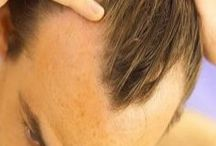 Hair Loss / Hair Loss or thinning hair can be traumatic and horrifying- But we're here to help! / by Morrocco Method Int'l