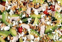 Souper salad! / Soups and salads
