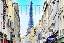 Paris : Where I work