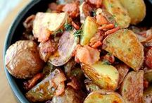 Recipes: Potatoes / by Ashley | The Recipe Rebel