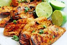 !Grilling Recipes! / All kinds of recipes for the grill or barbecue, sweet and savory!
