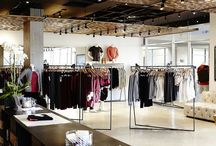 YogaSmoga Brentwood, CA | Axis Mundi / This is our second store for Indie brand YogaSmoga.