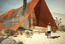 Recursive House | Axis Mundi / Houses