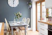 New Home ideas / Colour schemes, furniture, decor and diy / by Bianca Burton