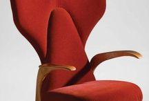 Furniture | Carlo Mollino.