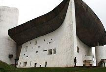 Le Corbusier. / Architects