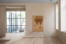 Wood Flooring / Wide Plank
