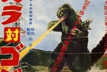 Godzilla Posters / by Robert Saint John