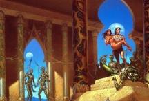 John Carter of Mars / by Robert Saint John