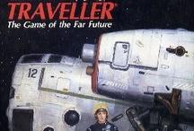 Traveller / by Robert Saint John