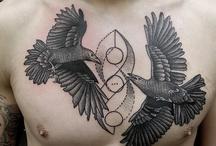 Tattoo / by David Robert