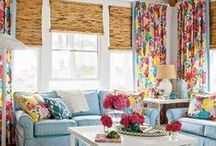 Homemaking: Decor / decor inspiration for my bungalow / by Karla Kincaid