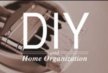 Home Organization & DIY / Plenty of DIY projects that are sure to turn your house into a home in no time! Here you can find all the resources to stay organized in the hectic military spouse life.  / by Military Spouses