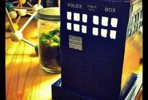 Geek Crafts / Doctor Who and Geeky DIY