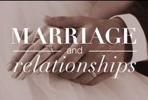 Marriage and Relationships / Military relationships face challenges that civilian relationships struggle understanding.  Here you can find advice direct from Military Spouses that have been down the road before and can offer you sympathy and helpful words, as well as advice from dual enlistment couples.  / by Military Spouses