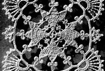 crochet doilies & motifs / by Debbie Buchholz