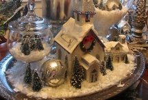 holiday decorating / by Debbie Buchholz