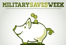 Military Saves / Building Wealth, Not Debt isn't easy in today's economy. Here are some resources that can help you stay focused on your long-term financial plans.    / by Military Spouses