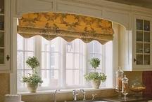 window treatments / by Debbie Buchholz