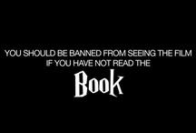 Books and Movies / by Velda Roberts