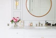 Bathroom Decor / Bath rugs provide color and style to your bathroom decor, but they are so much more! Comfort and softness, absorbent or fast-drying, and slip-resistance for safety are all qualities we look at when choosing a bath rug. See what our experts have to say about style, trends, technology, and tips for choosing bath rugs to meet your needs.