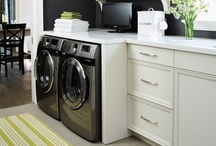 laundry rooms / by Debbie Buchholz