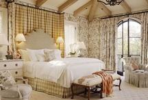 bedrooms / by Debbie Buchholz