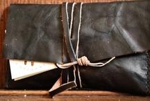 kibisis leather tobacco pouches