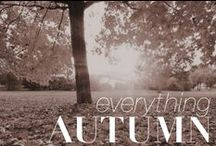 Everything Autumn / Colored leaves, pumpkin spice, warm sweaters and costume creations... what's not to love about Fall. Sharing ideas for food, parties, decorations, costumes and clothes / by Military Spouses